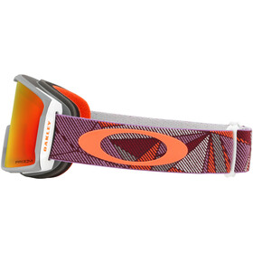 Oakley Line Miner XM Gafas de esquí, port sharkskin/prizm snow torch iridium